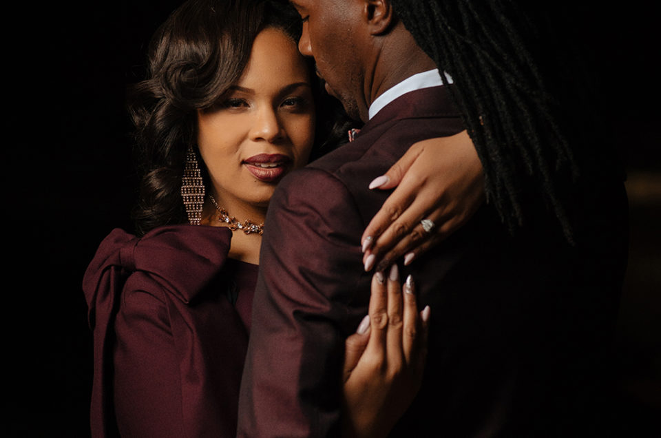 Jahara + Donrell: Downtown Baton Rouge