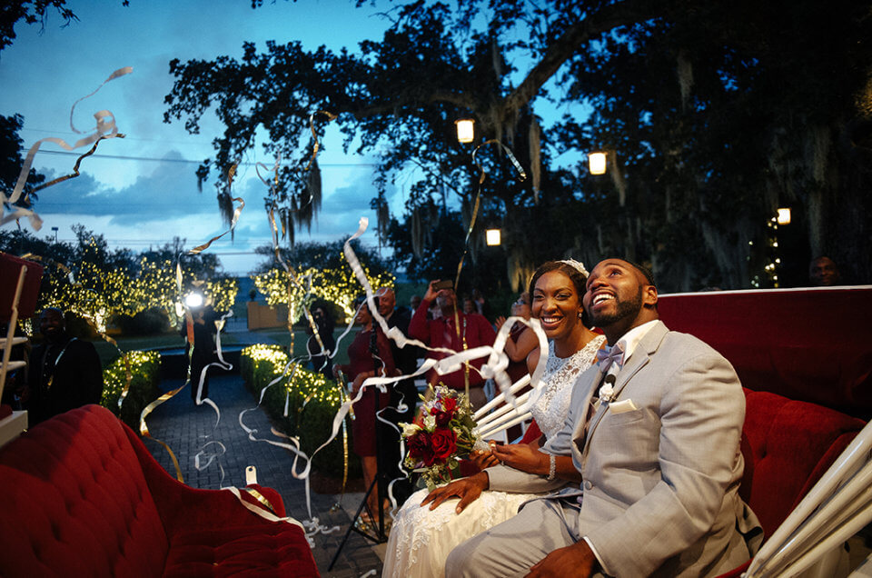 T'Nae + Anthony: Southern Oaks Plantation