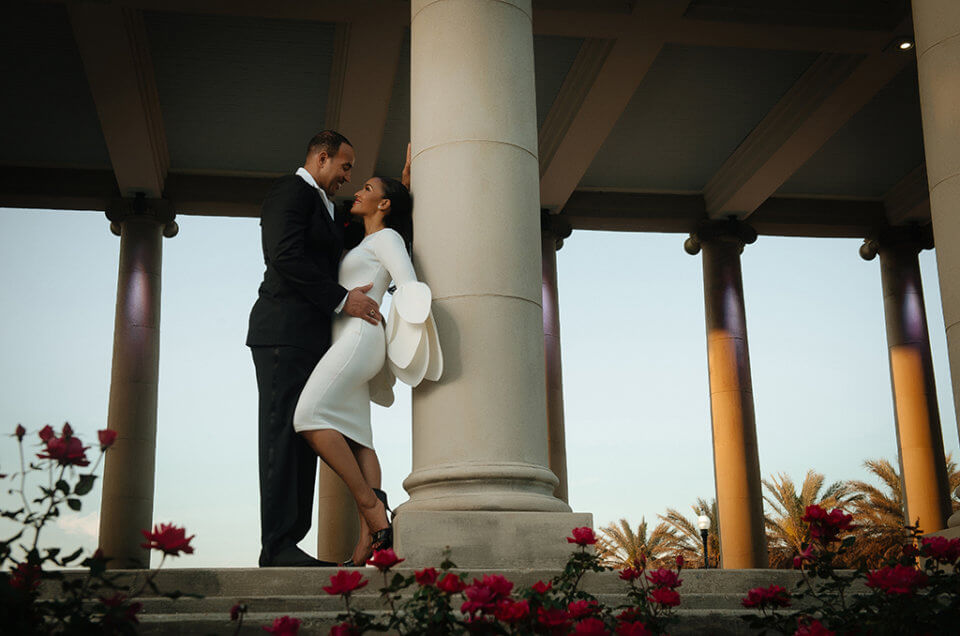 Nicole + Ray: City Park New Orleans