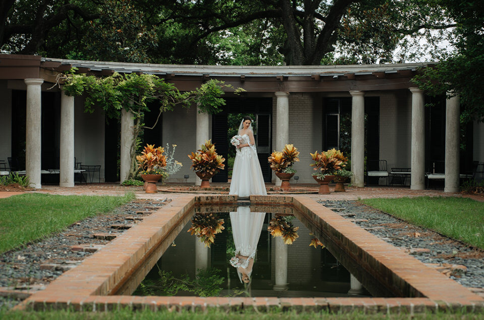 Kimberly's Bridals: Longue Vue House + Gardens